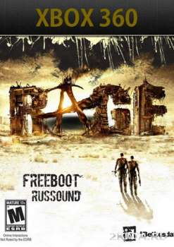 Rage + 2 DLC (RUSSOUND) (XBOX360) (GOD)