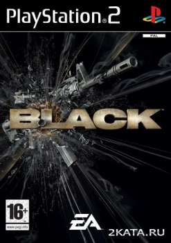 BLACK (Action, Shooter) (RUSSOUND) (PS2)
