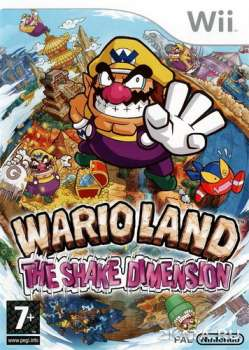 Wario Land: The Shake Dimension (Scrubbed) (PAL) (MULTi5) (Wii)