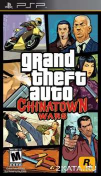 Grand Theft Auto: Chinatown Wars (для оф прошивки 6.31-6.60) (ENG) (RUS) (2009)