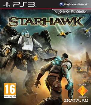 Starhawk (RUSSOUND) (EUR) (PS3)