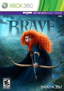 Brave: The Video Game (2012) (XBOX360)