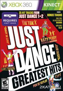 Just Dance: Greatest Hits (2012) (XBOX360)