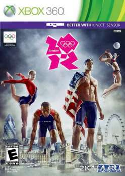 London 2012 - The Official Video Game of the Olympic Games (XBOX360)