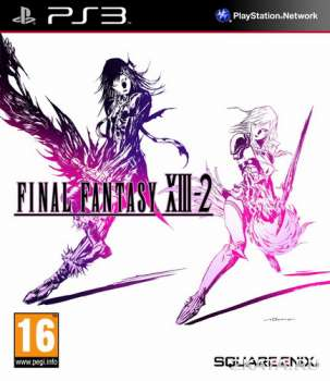 Final Fantasy XIII-2 (3.55) (2012) (EUR) (PS3)
