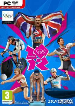 London 2012 - The Official Video Game of the Olympic Games (2012) (ENG/MULTi4) Full / RePack