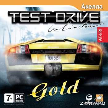 Test Drive Unlimited - Золотое издание (v.1.66A) (RUS) (PC) Full