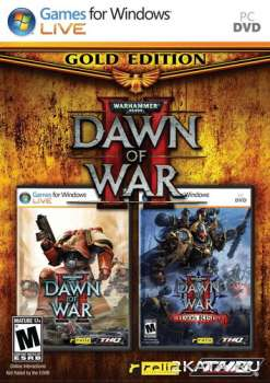 Warhammer 40,000: Dawn of War II - Gold Edition (2010) (RUS) (PC) RePack