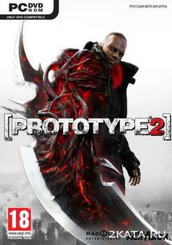 Prototype 2: RadNet Edition + 2 DLC (2012) (RUS/ENG/MULTi) (PC)