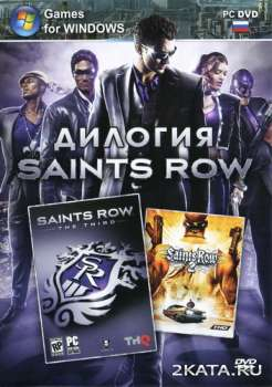 Saints Row Collection (2008-2011) (RUS/ENG/Multi11) Steam-Rip