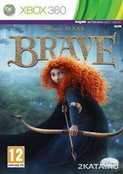Brave: The Video Game (2012) (RUSSOUND) (XBOX360)