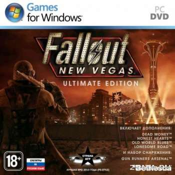Fallout: New Vegas - Ultimate Edition (2012) (RUS/ENG/MULTI4) (PC) (PROPHET)