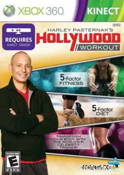 Harley Pasternak's Hollywood Workout (2012) (XBOX360)