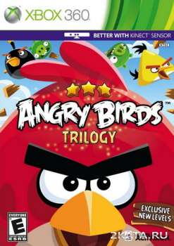 Angry Birds Trilogy (2012) (XBOX360)
