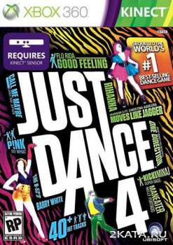Just Dance 4 (2012) (XBOX360)