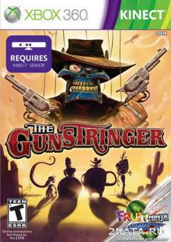 The Gunstringer (ENG/Multi9) (XBOX360)