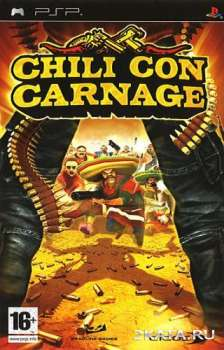 Chili Con Carnage (2007) (RUS) (PSP)