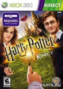 Harry Potter for Kinect (2012) (XBOX360)