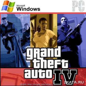 Grand Theft Auto 4: Maximum Graphics (v.1.0.7.0) (2012) (ENG) RePack