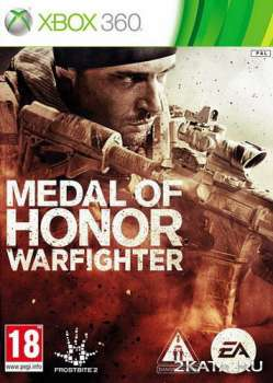 Medal of Honor: Warfighter (Single Player + HD Textures + Multi Player) (2012) (RUSSOUND) (XBOX360)