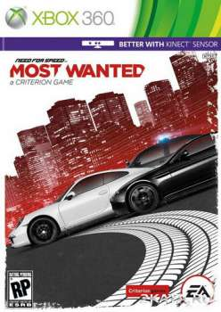 Need For Speed: Most Wanted (2012) (ENG/RUSSOUND) (XBOX360)