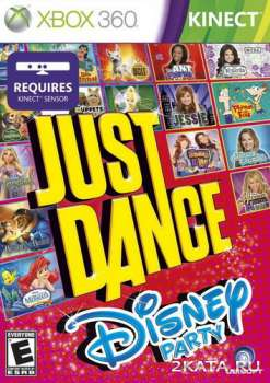 Just Dance: Disney Party (2012) (XBOX360)