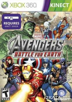 Marvel Avengers: Battle for Earth (2012) (XBOX360)
