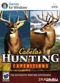 Cabela's Hunting Expeditions (2012) (ENG) (PC) SKIDROW *Fix*