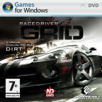Race Driver: GRID (v.1.3) (2008) (RUS) (PC) RePack