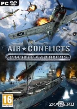 Air Conflicts: Pacific Carriers (Update 1) (2012) (RUS/ENG/Multi-6) RePack
