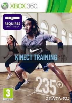 Nike+ Kinect Training (2012) (RUSSOUND) (XBOX360)