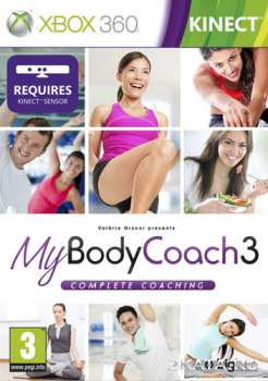 My Body Coach 3 (2012) (ENG) (XBOX360)