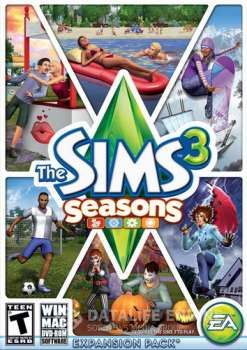 The Sims 3: Времена года / The Sims 3: Seasons (2012) (RUS/ENG/MULTI-17) (PC)