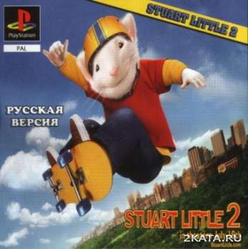 Stuart Little 2 (PS1/RUS)