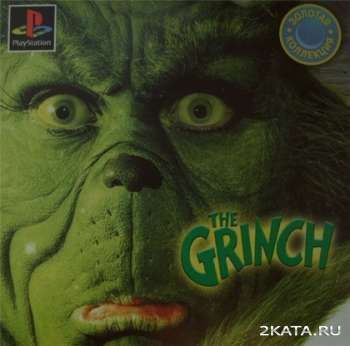 Grinch, The (PS1/RUS)