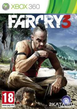 Far Cry 3 (2012) (RUSSOUND) (XBOX360)