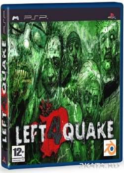 Left 4 Quake (beta) (2011) (ENG) (PSP)