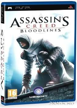 Assassins Creed Bloodlines (2009) (RUS) (PSP)