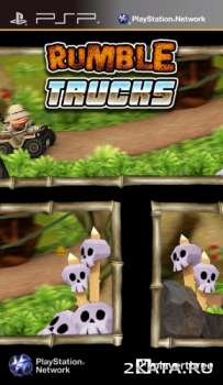 Rumble Trucks (2011) (ENG) (PSP)