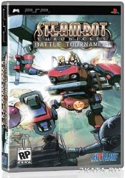 Steambot Chronicles Battle Tournament (2009) (ENG) (PSP)