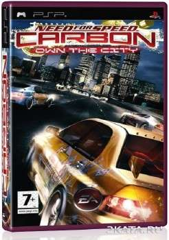 Need for Speed Carbon Own the City (2006) (RUS) (PSP)