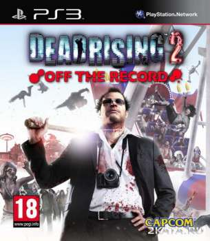Dead Rising 2: Off the Record (2011) (RUS) (PS3) RePack