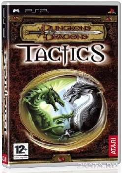 Dungeons & Dragons Tactics (2007) (RUS) (PSP)