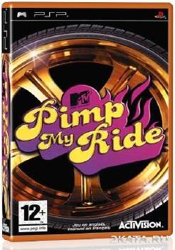 Pimp My Ride (2007) (ENG) (PSP)