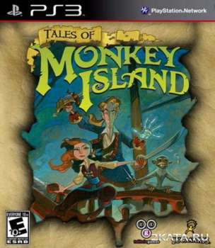 Tales Of Monkey Island - Episode 1-5 (2009) (RUS) (PS3) RePack