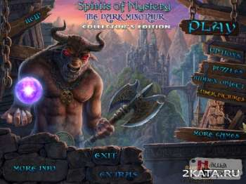 Spirits of Mystery 3: The Dark Minotaur Collector's Edition (2012) (ENG) (PC)