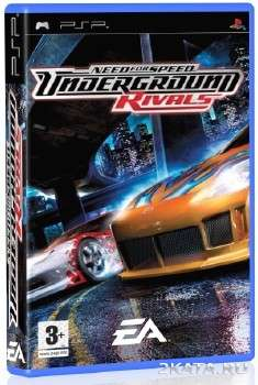 Need For Speed Underground Rivals (2005) (RUS) (PSP)
