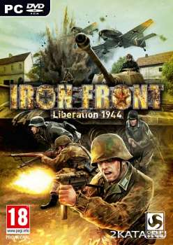 Iron Front: D-Day 1944 (2012) (RUS/ENG) (DLC) (PC)