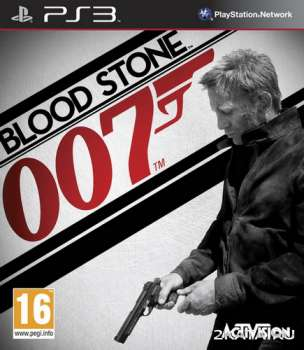 James Bond 007: Blood Stone (2010) (RUSSOUND) (PS3) RePack