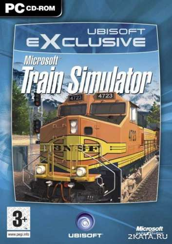 Microsoft Train Simulator (2001) (RUS/ENG) (PC)